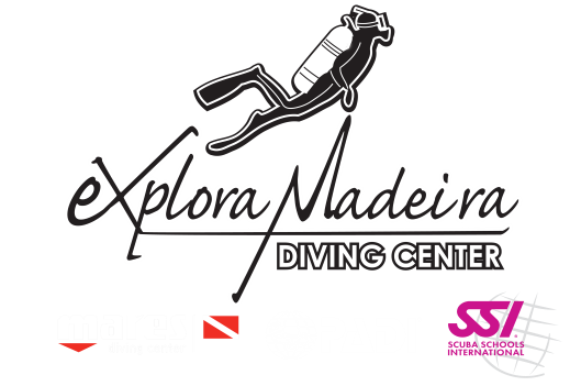 Explora Madeira logo dive small
